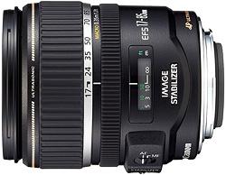 линза Canon 17-85 USM IS