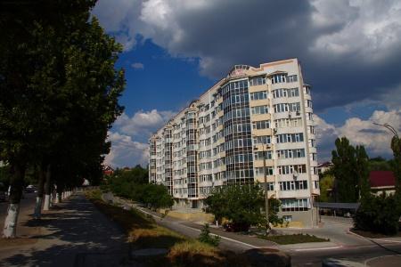 Новострой в Кишиневе