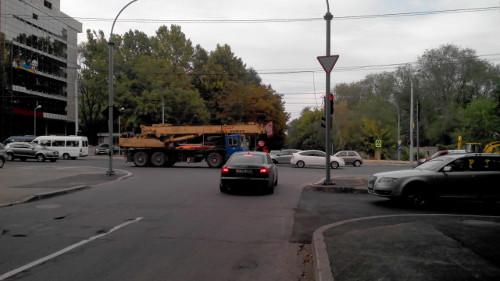 Светофор на ул. Димо