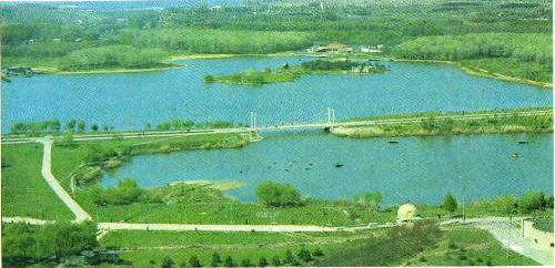 Парк дружбы народов в Кишиневе