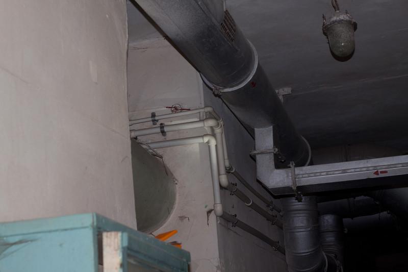 Потолок бомбоубежища