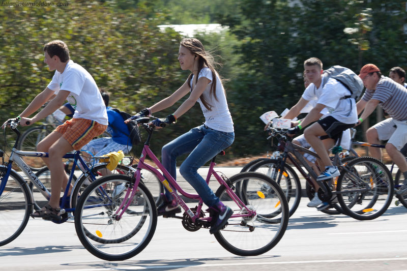 Велохора 2011